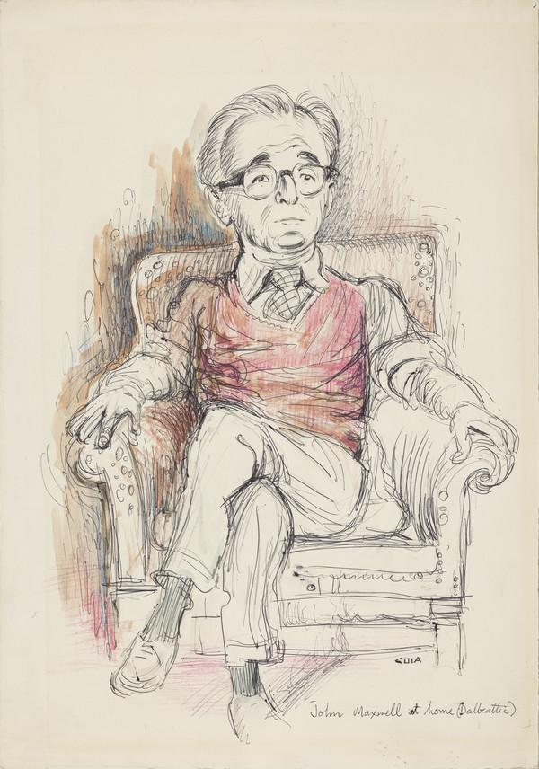 John Maxwell, 1905 - 1962. Artist