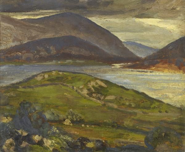 Irish Landscape (1916)