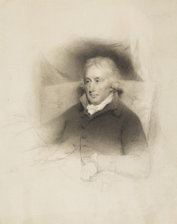 Professor Adam Ferguson, 1723 - 1816. Philosopher and author
