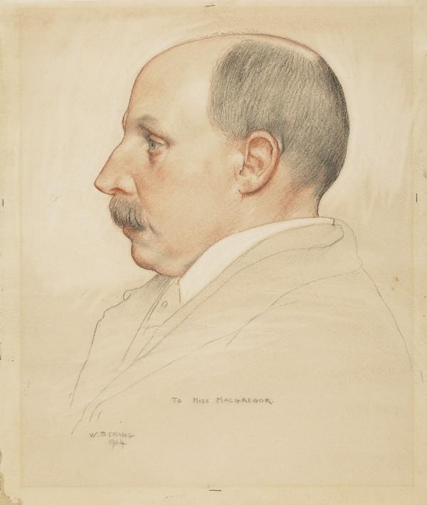 William York Macgregor, 1855 - 1923. Artist (1904)