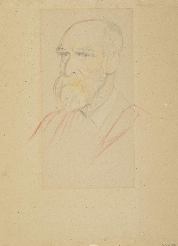 James Bryce, 1st Viscount Bryce, 1838 - 1922. Statesman and ambassador (About 1905)