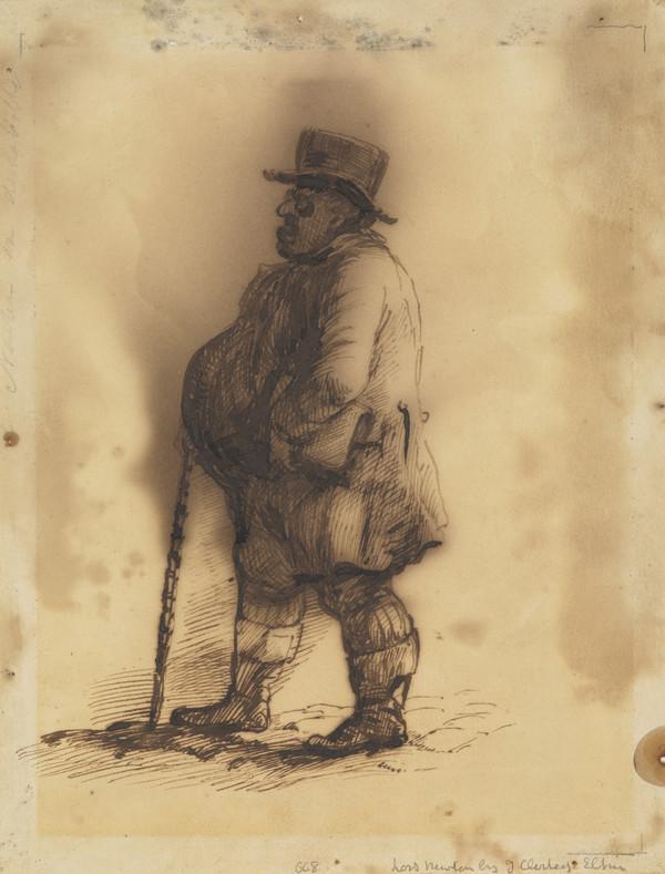 Sir Charles Hay, Lord Newton, c 1740 - 1811. Judge