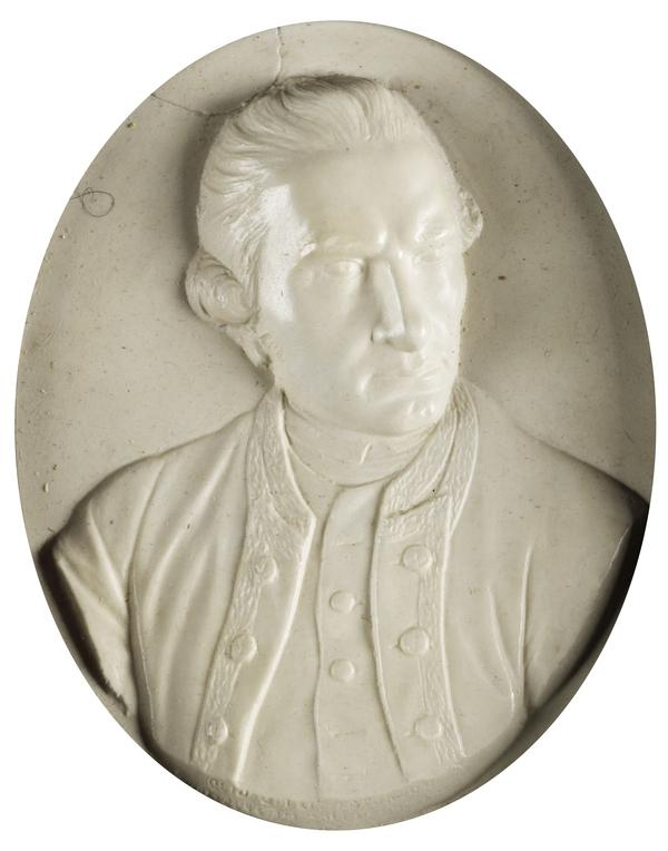 Captain James Cook, 1728 - 1779. Circumnavigator