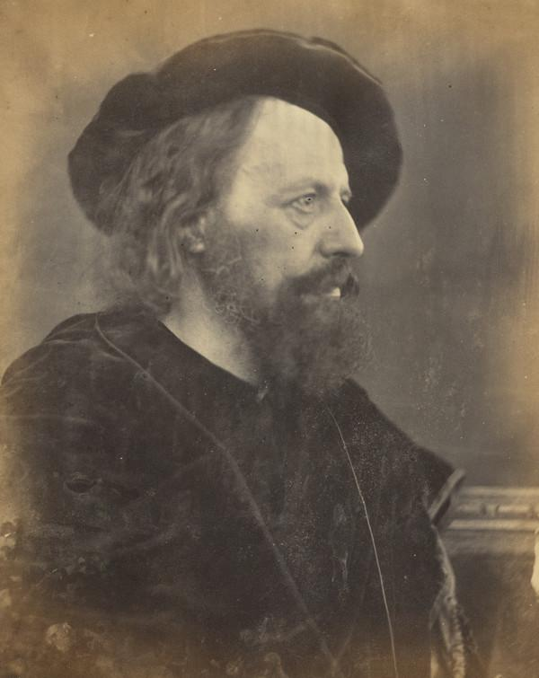 Alfred Tennyson, 1st Baron Tennyson 1809 – 1892