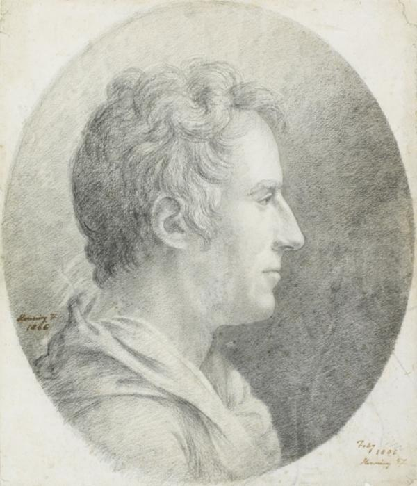 Francis Jeffrey, Lord Jeffrey, 1773 - 1850. Judge and critic (1806)