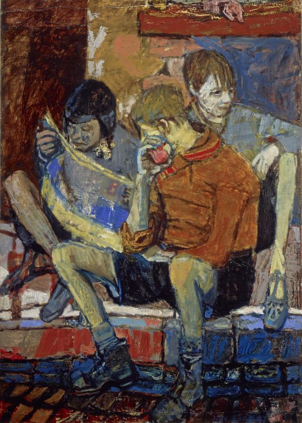 Street Kids (About 1949 - 1951)