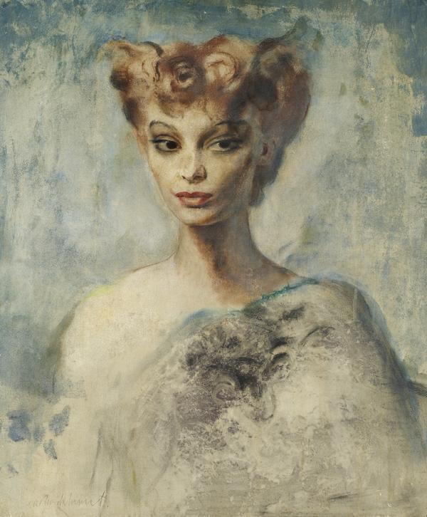 Faun (Mrs Constant Lambert) (About 1931 - 1934)
