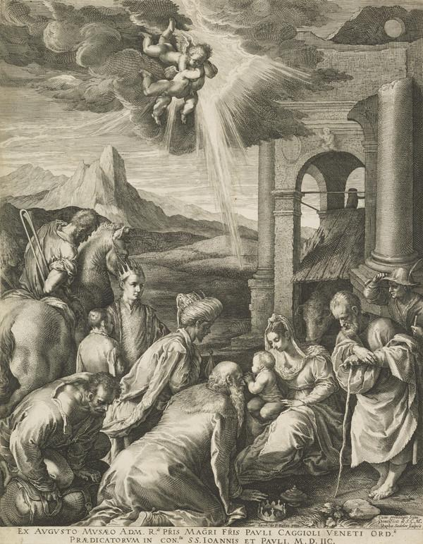 The Adoration of the Magi (1598)