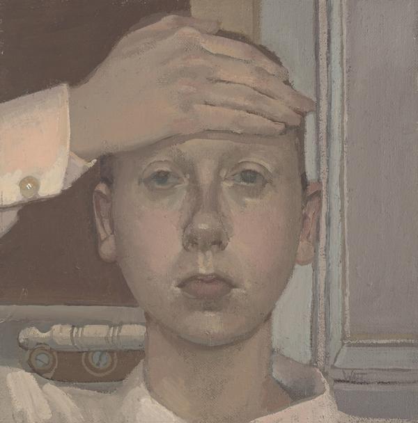 Alison Watt, born 1965. Artist (1986 - 1987)