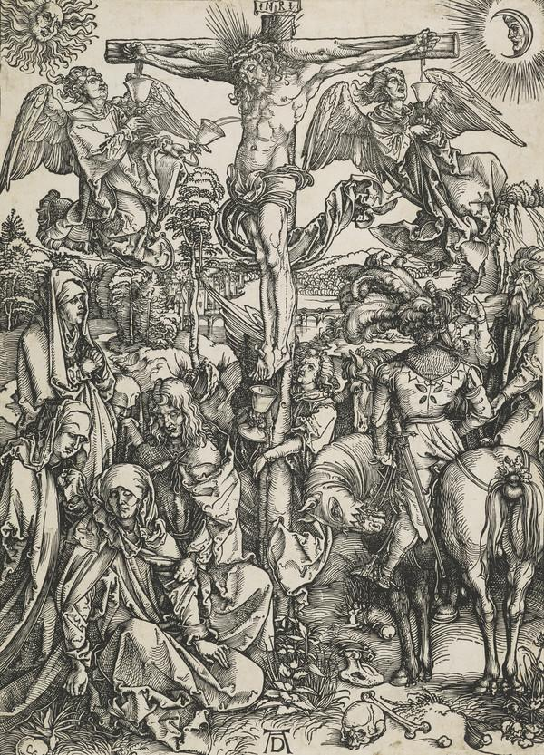 The Crucifixion (The Large Passion) (About 1498)