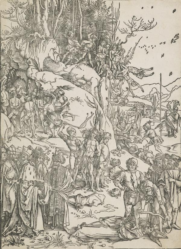 The Martyrdom of the Ten Thousand (About 1497)
