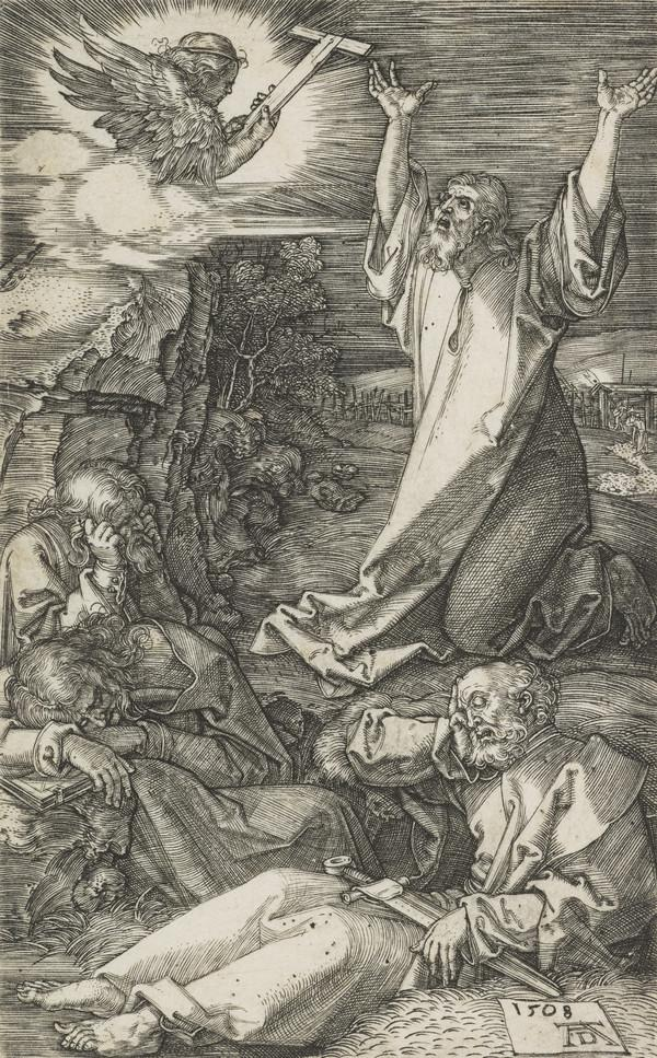 Agony in the Garden (1508)