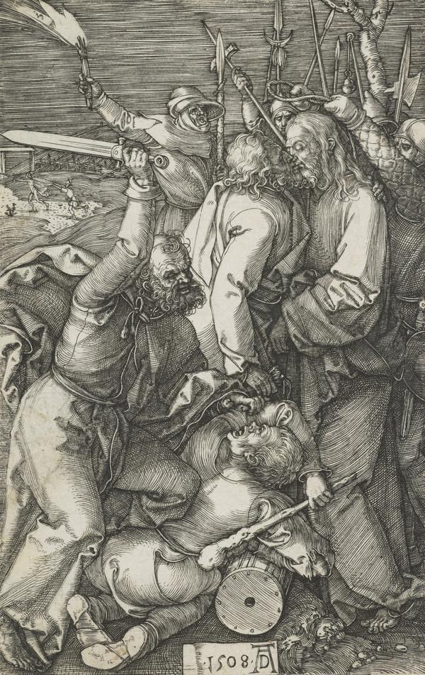 Betrayal of Christ (1508)