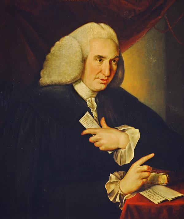 William Cullen, 1710 - 1790. Chemist and physician (About 1768)