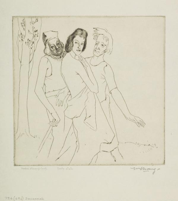 Susannah (Strang No. 724) (1919)