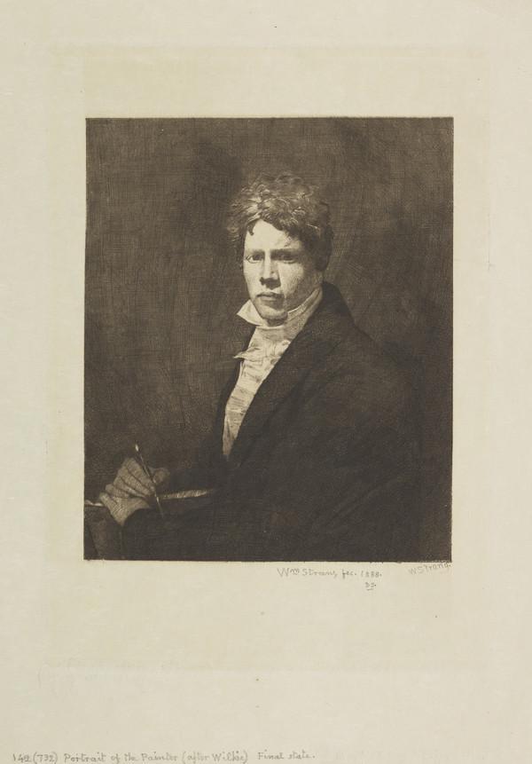 Portrait of the Painter (Strang No. 142) (1888)