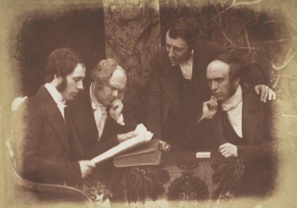 Dumbarton Presbytery. Rev. William Alexander,  - McMillan of Cardross, Rev. James Smith (or Goodsir) and Rev. John Pollock [Presbytery Group 6] (1843 - 1847)