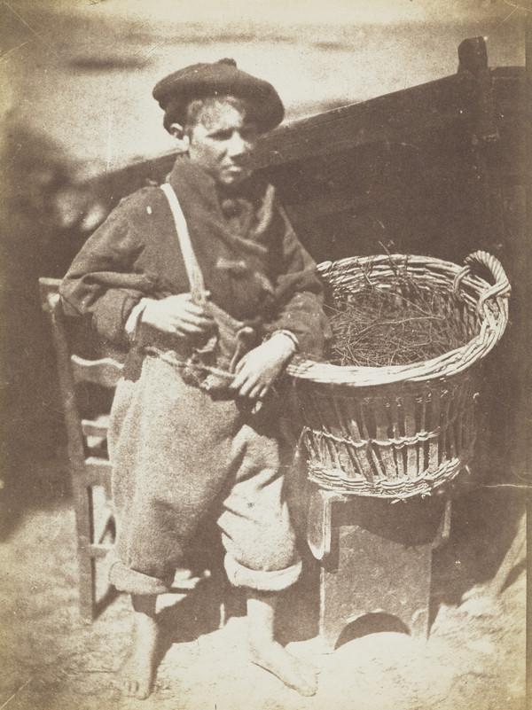 Newhaven boy ('King Fisher' or 'His Faither's Breeks') [Newhaven 8]