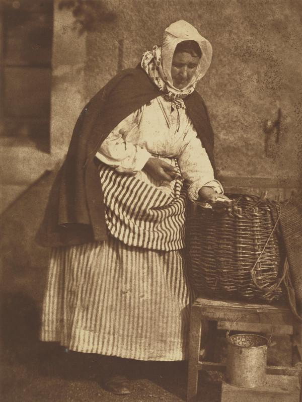 Mrs Barbara (Johnstone) Flucker [Newhaven 9] (1916)