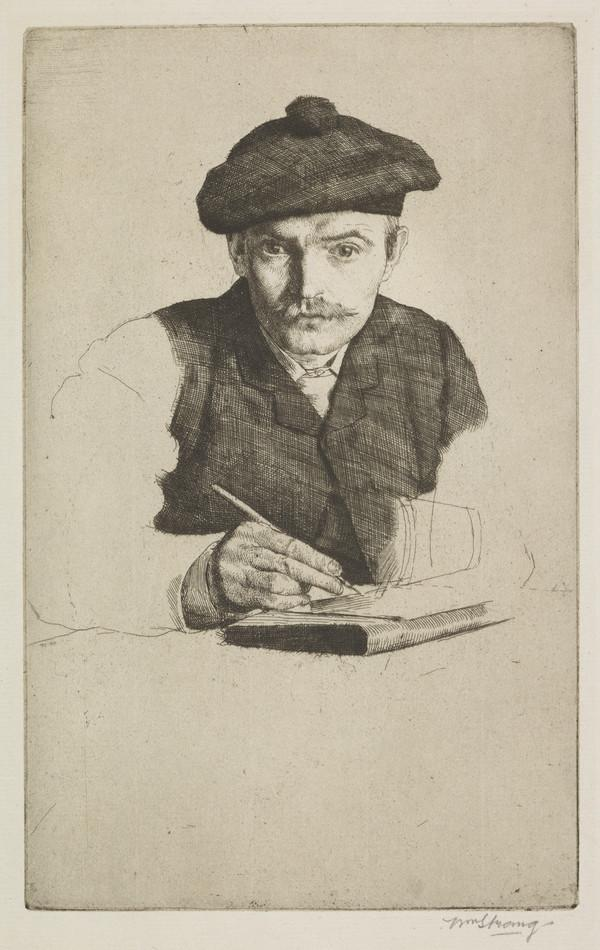 Self-portrait (1885)