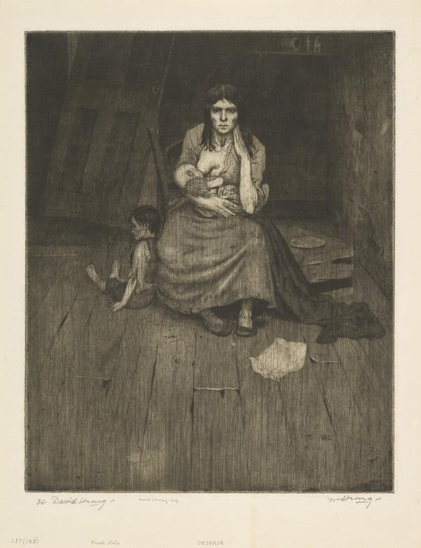Despair (Strang No. 157) (1889)