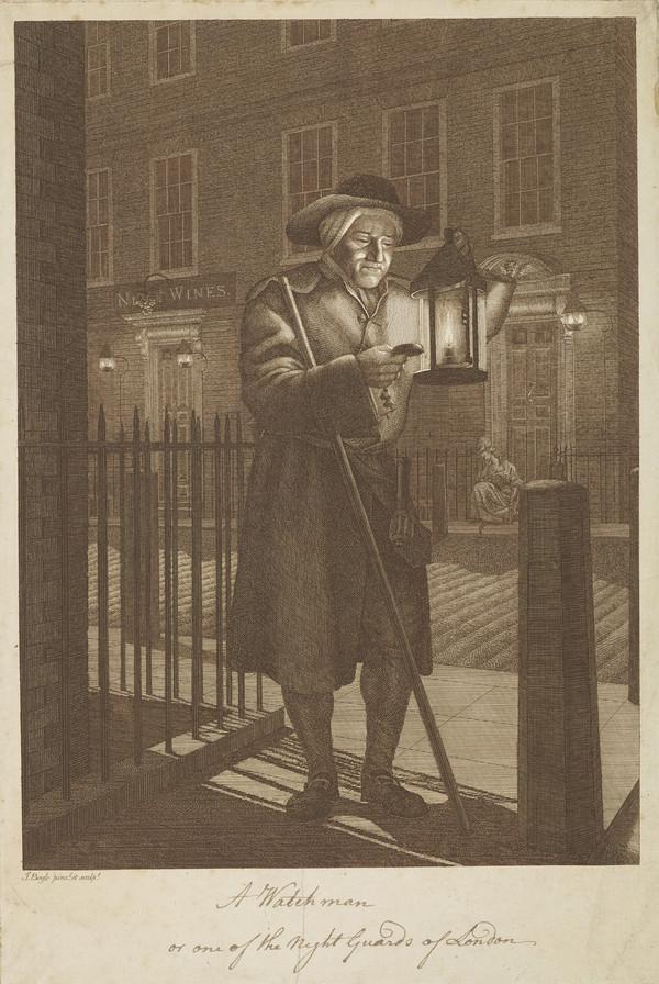 Watchman, or the Night Guard of London