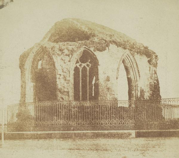 Blackfriars Chapel [St Andrews 78]