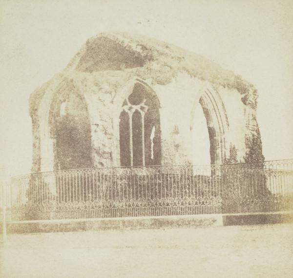 Blackfriars Chapel [St Andrews 78]