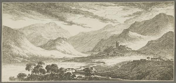 A Highland Landscape