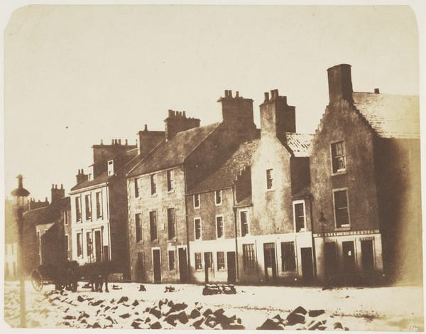 South Street, St Andrews [St Andrews 50] (Probably 1842  - 1843)