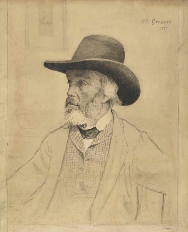 Thomas Carlyle, 1795 - 1881. Historian and essayist (1870)