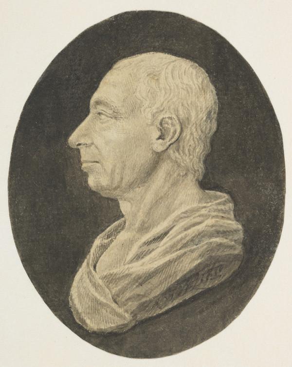 Professor Thomas Reid, 1710 - 1796. Philosopher (1789)