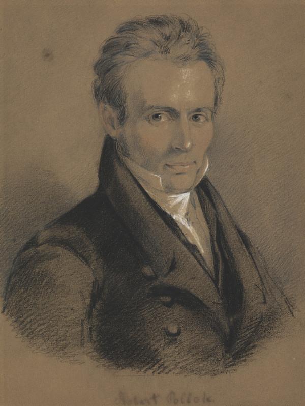 Robert Pollok, 1798 - 1827. Poet