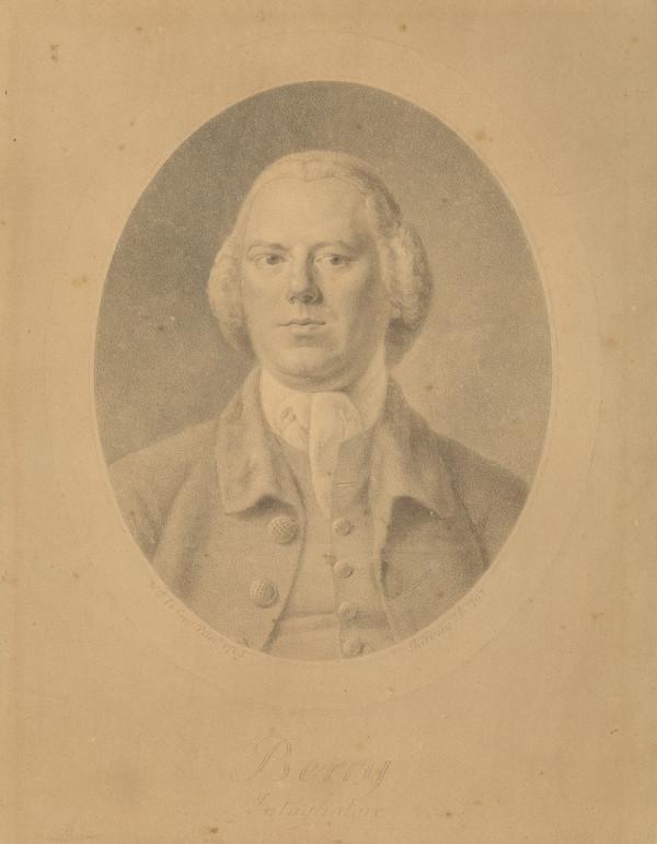 William Berry, 1730 - 1783. Seal engraver (1797)