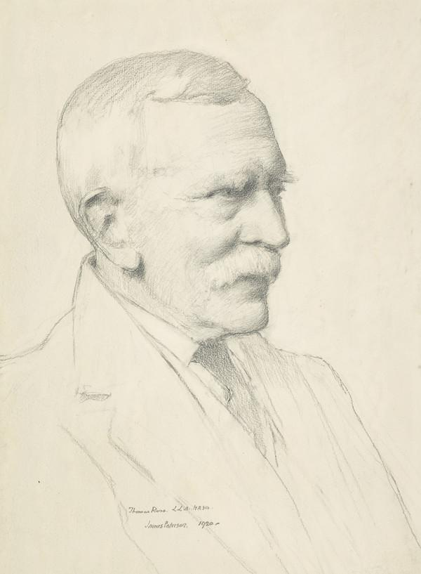 Thomas Ross, d. 1930. Architect and antiquarian (1920)