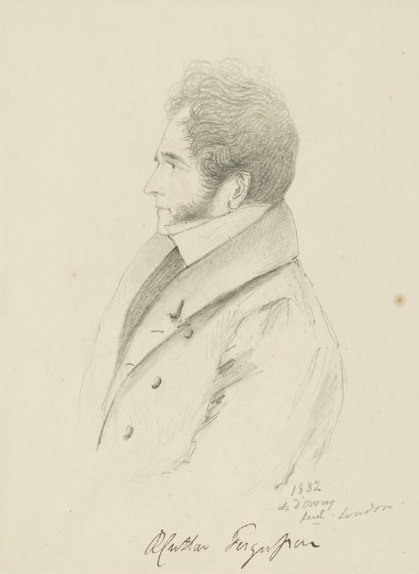 Robert Cutlar Fergusson, 1768 - 1838. Judge advocate-general (1832)