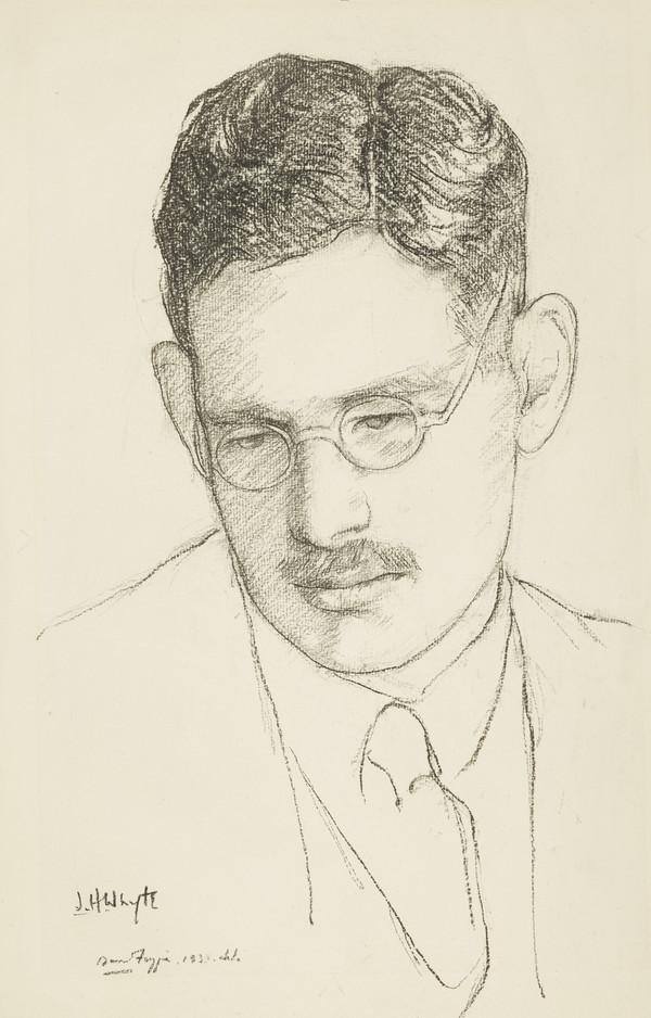 James Huntington Whyte, 1909 -1962. Editor of 'The Modern Scot' (1933)