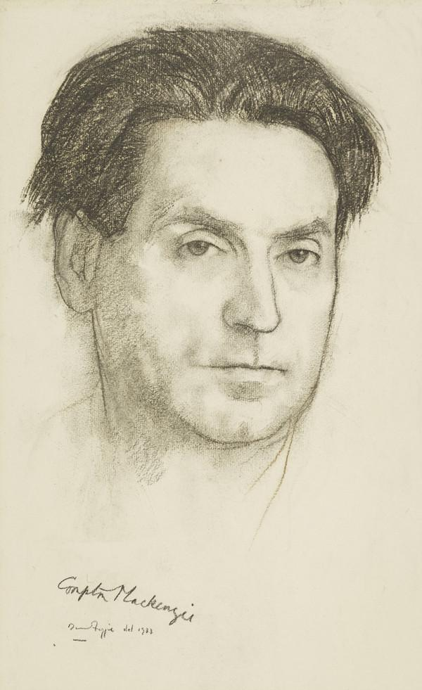 Sir Compton Mackenzie, 1883 - 1972. Author (1933)