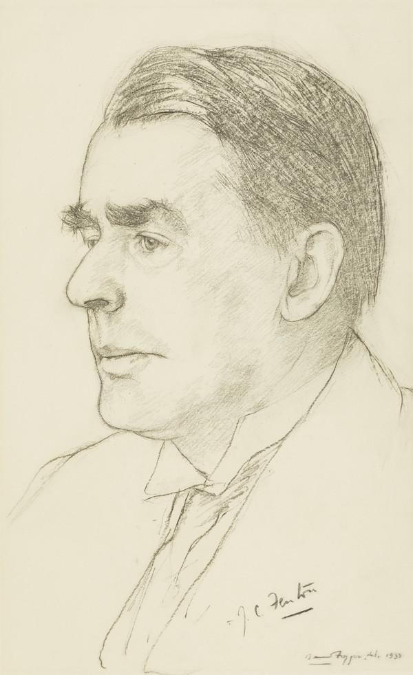 Sir John Charles Fenton, 1880 - 1951. Sheriff of the Lothians and Borders (1933)