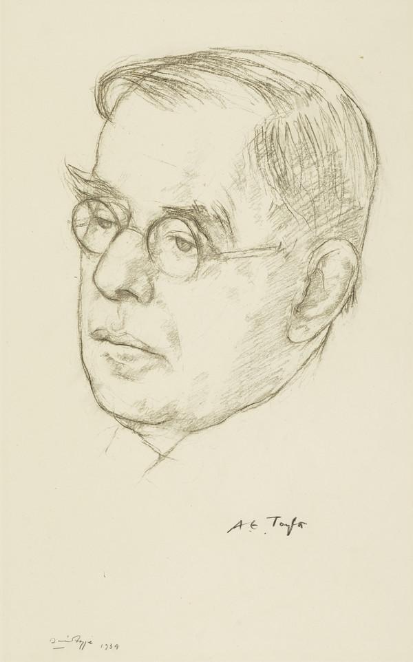 Alfred Edward Taylor, 1869 - 1945. Professor of Moral Philosophy at Edinburgh University (1934)