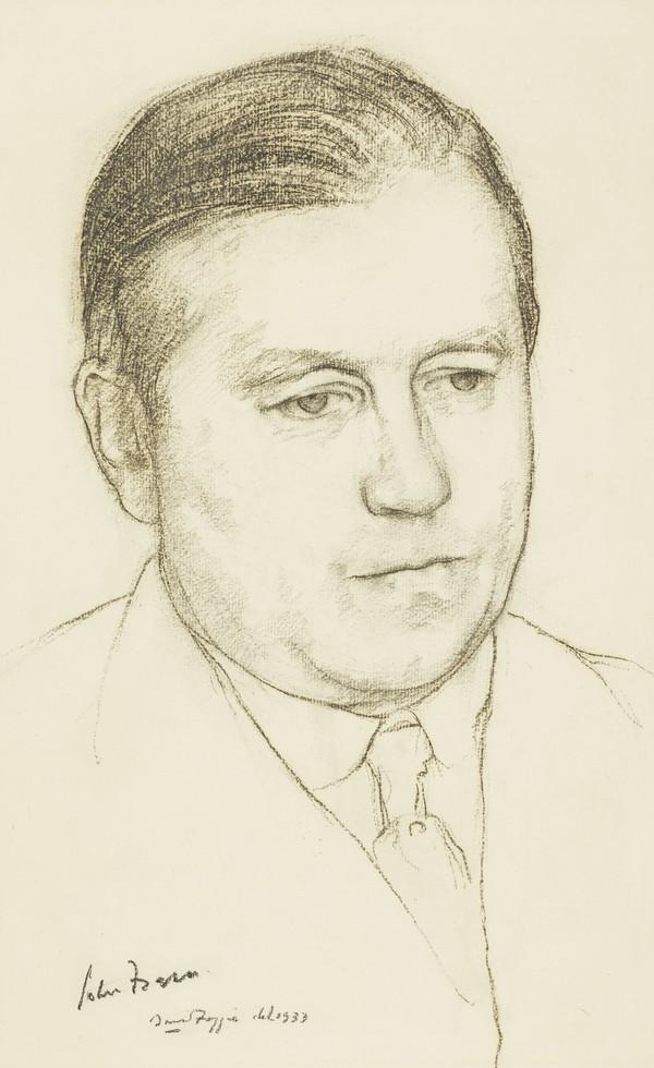 Sir John Fraser, 1885 - 1947. Surgeon and Vice-Chancellor of the University of Edinburgh (1933)