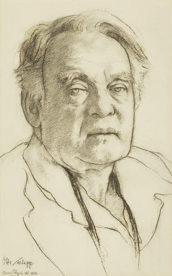 Otto Schlapp, 1859 - 1939. Professor of German at Edinburgh University (1932)