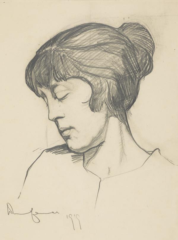 Agnes Miller Parker, 1895 - 1980. Wood engraver (1919)