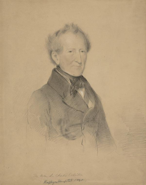 Sir Charles Colville, 1770 - 1843. General (Dated 1849)