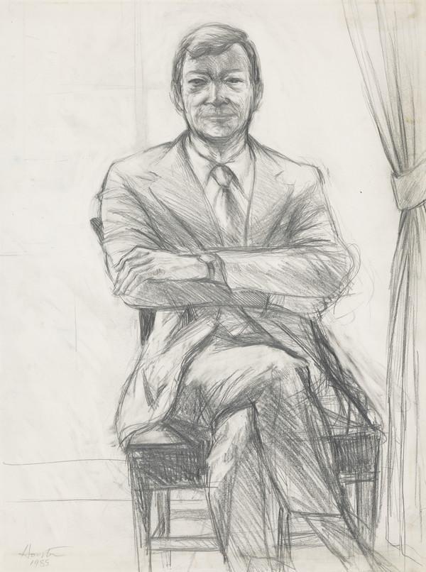 Sir Alexander Gibson, 1926 - 1995. Conductor (1985)