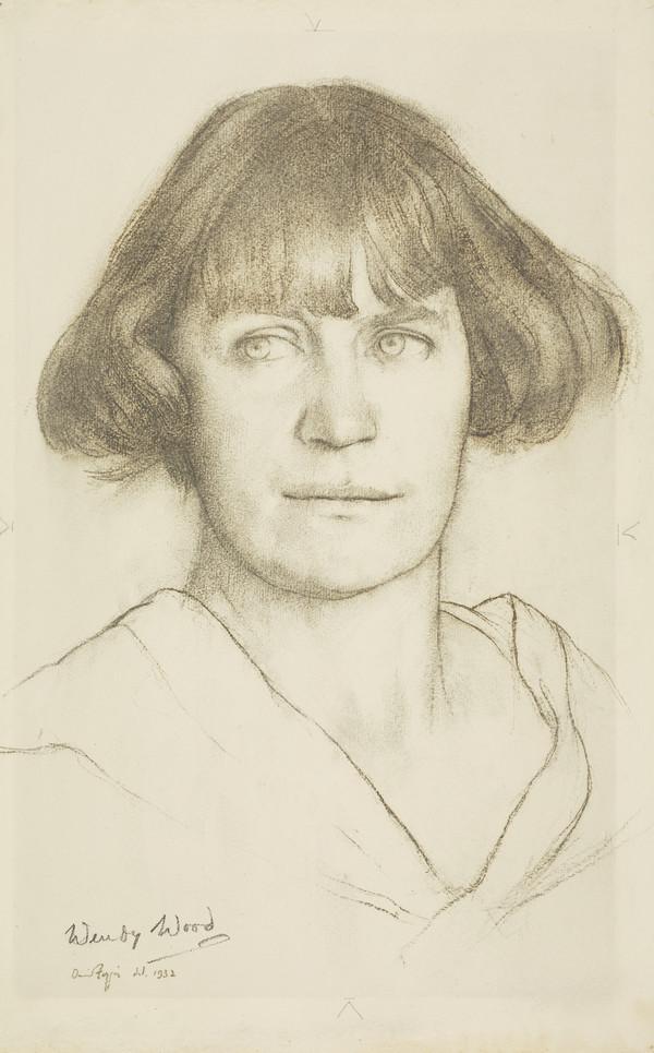 Wendy Wood, 1892 - 1981. Scottish Nationalist (1932)