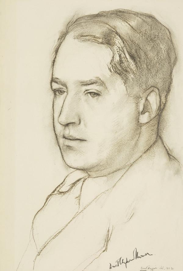 David Cleghorn Thomson, b. 1900. Poet (1932)