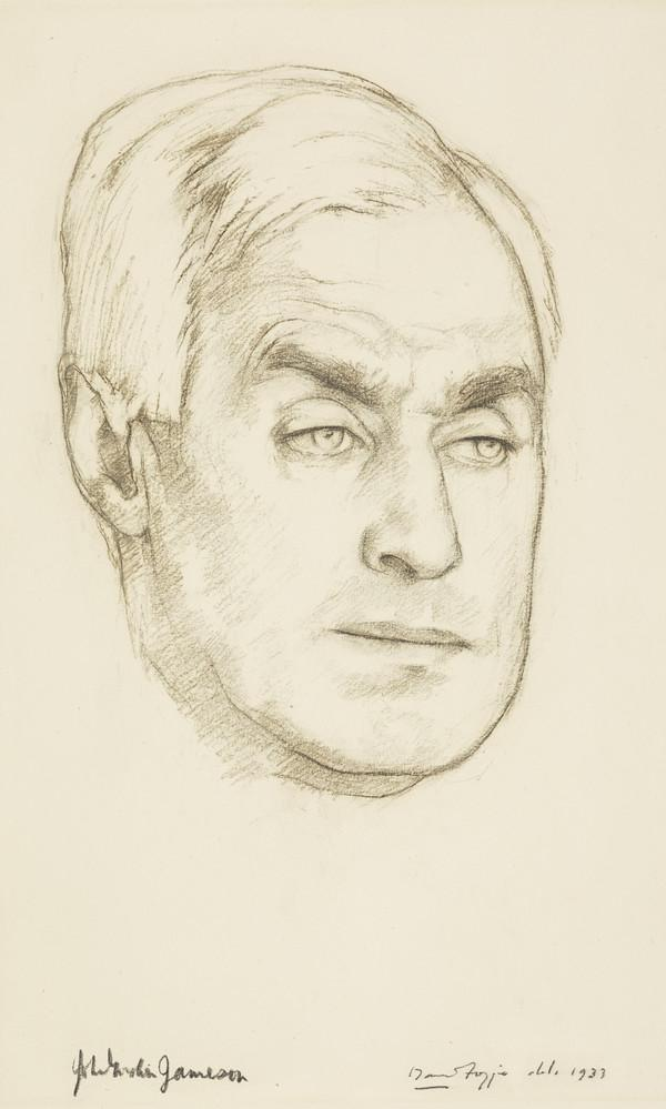 John Gordon Jameson, 1878 - 1955. Advocate (1933)