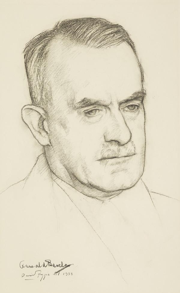 Oswald Barclay, d. 1942. Bailie of Holyroodhouse (1933)