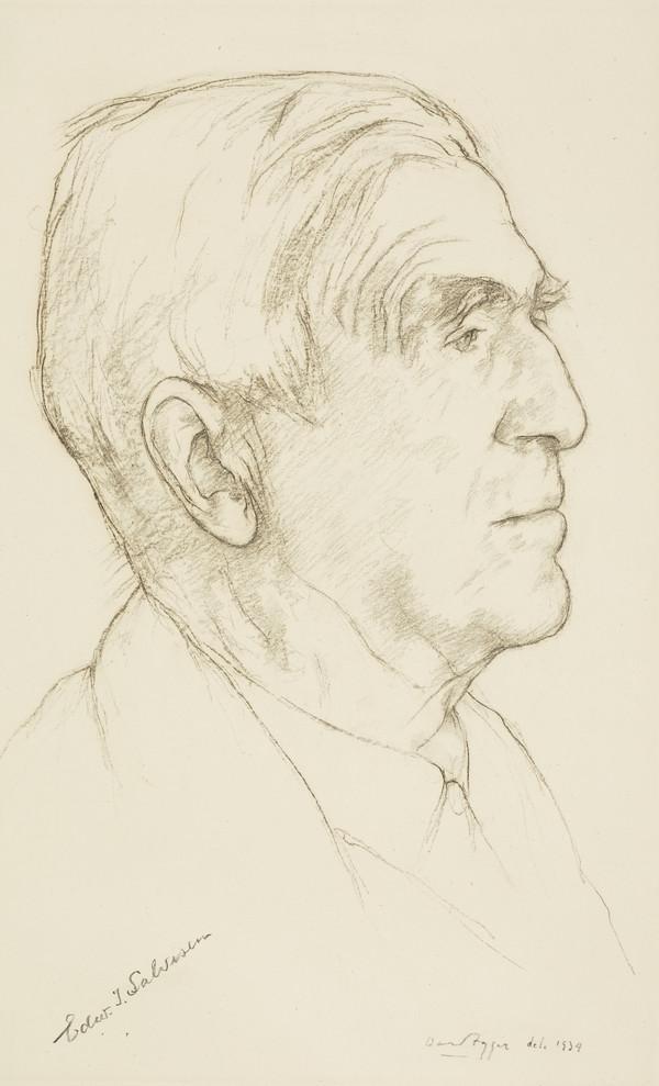 Edward Theodore Salvesen, Lord Salvesen, 1857 - 1942. Judge (1934)
